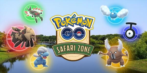台南市府與業者合作,11月1日至5日在台南舉辦《Pokémon GO Safari Zone in Tainan》,初估吸引20萬人次湧入台南。(記者萬于甄翻攝)