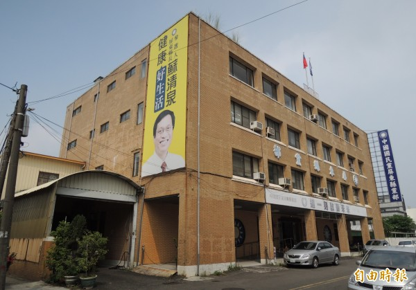 選前1個月,屏東8名國民黨議員涉賄被判刑確定,國民黨屏東縣黨部抨擊是政治算計。(記者李立法攝)