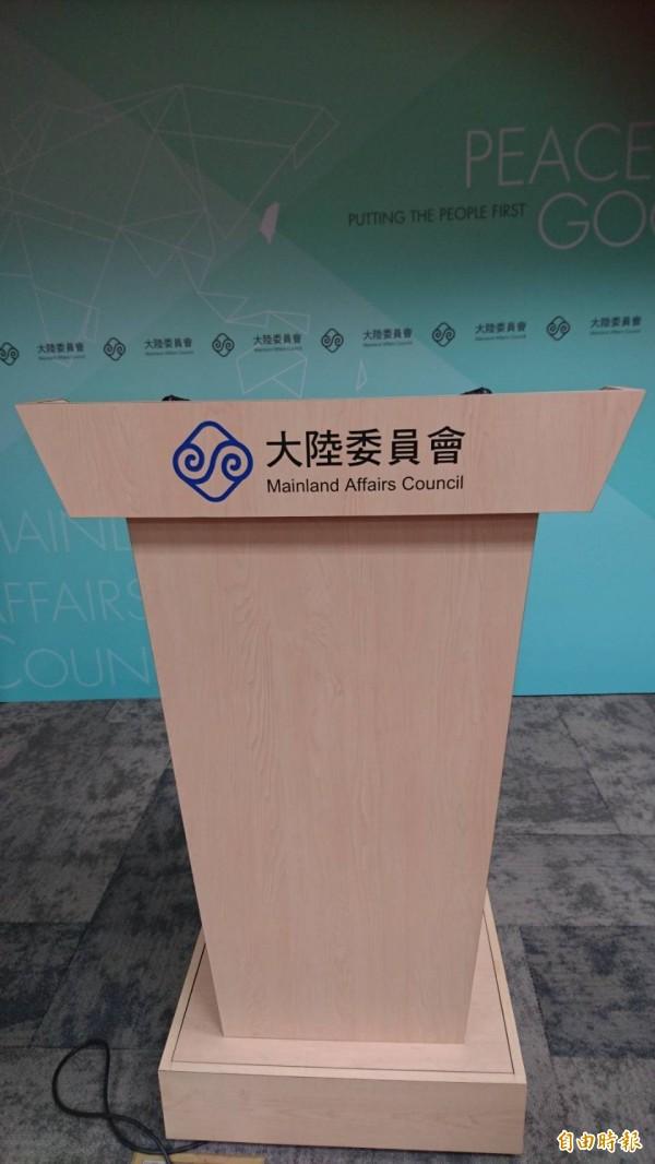 陸委會正告中國,落實「不介入台灣選舉」的承諾,不要以任何方式企圖影響台灣民主選舉。(資料照)