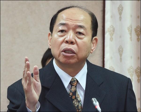 「大師鏈傳媒」延攬前國安局長楊國強加入工作團隊。(資料照)
