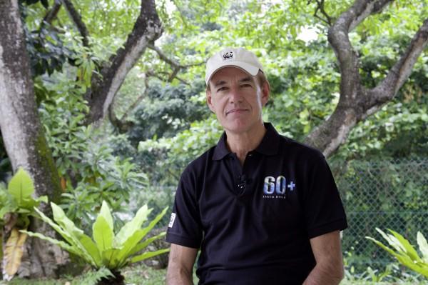全球野生動物在短短40多年內已下降60%,WWF警告,現在可能是最後一個可以拯救環境的世代。圖為WWF總幹事蘭伯蒂尼。(法新社)