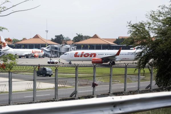 波音737 MAX 8機型是全新的飛機,獅航目前共有11架該型飛機。(彭博社)