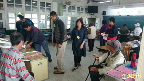 九合一選舉將於11月24日舉行,內政部將在11月6日至8日開放線上查詢,讓民眾至內政部戶政司全球資訊網查詢是否具投票資格;另於11月19日至24日,可查詢投票所地點。(資料照)