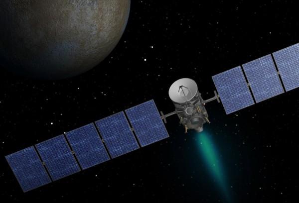 黎明號宣告壽終正寢。(擷取自NASA)
