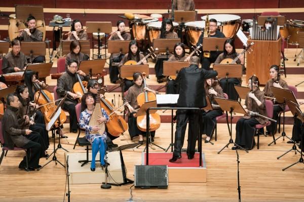 台北市立國樂團將在紐約卡內基音樂廳演出。(中央社資料照)