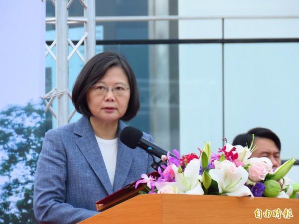 美方報告直指,中國加強對台政治活動,以多種手段試圖妨礙台灣民主發展及蔡政府。(資料照)