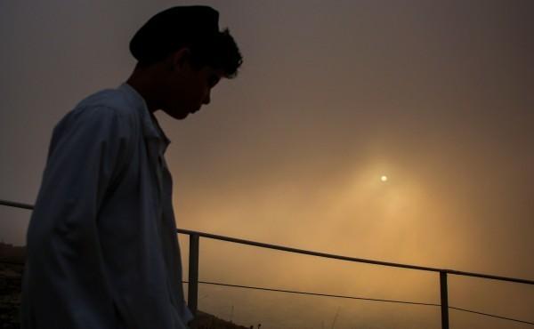 白羊星座的人會有一種「哭了就輸了」的心態,因此不願在他人面前輕易流淚。(法新社)