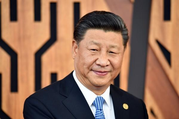 中國國家主席今(17)日在APEC上發表演說,表示明年4月將在北京舉辦第2屆「一帶一路」國際合作高峰論壇。(歐新社)