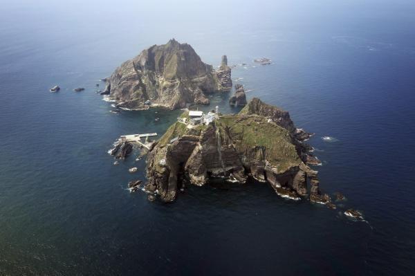 日本駐南韓大使館外交官水島光一,日前對外稱日本擁有「竹島」(南韓稱獨島)主權,引起南韓外交部今(21)日對此表達抗議。(路透)