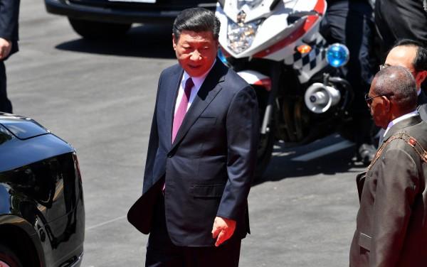 中國國家主席習近平參加APEC。(路透)