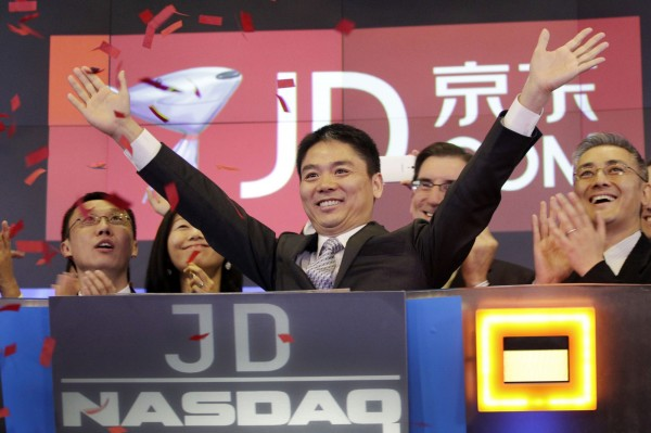 中國億萬富豪、京東集團創辦人劉強東8月在美國涉嫌性侵女大學生,全案由美國檢方進行調查。(美聯社資料照)