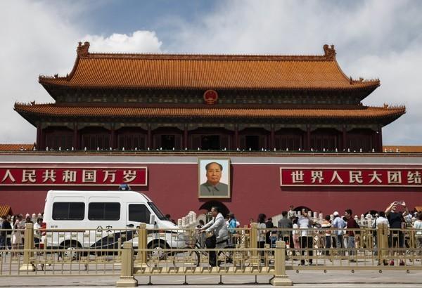 D&G設計師在網路上稱中國是屎國,引發中國網友不滿。(歐新社)