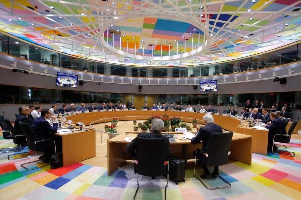 歐盟各國領導人紛紛迅速批准脫歐協議。(歐新社)