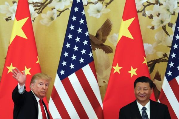 川習會前夕,中國駐美大使接受專訪時警告,中美貿易戰若持續延燒,恐將使全球市場分裂。(美聯社資料照)