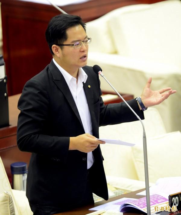 北市議員王威中對「街口支付」提告,今日開庭。(資料照,記者林正堃攝)