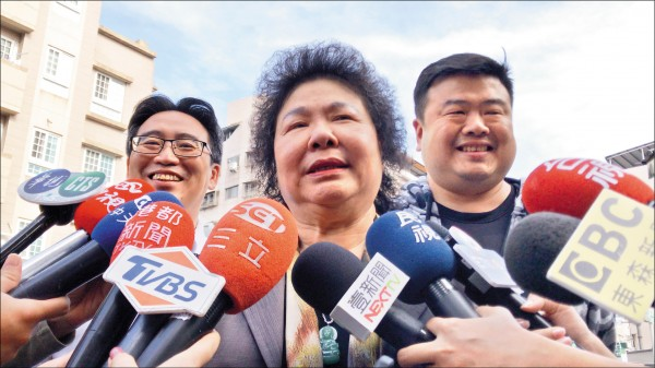 總統府秘書長陳菊。(資料照)