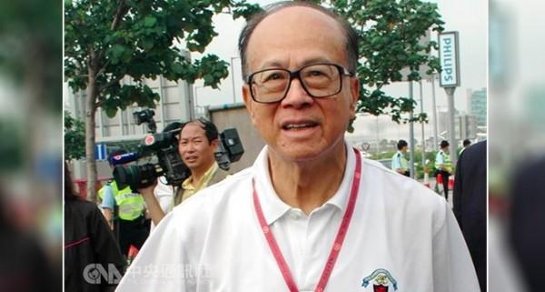 近日中國公布改革開放的傑出貢獻名單,香港首富李嘉誠(見圖)沒有上榜,讓不少網友覺得意外。(資料照,中央社)