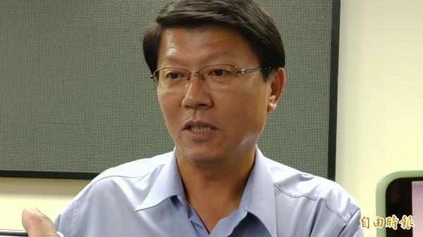 謝龍介不贊成丁守中選後訴訟,同時稱讚陳其邁選後展現了自己的高度。(資料照)