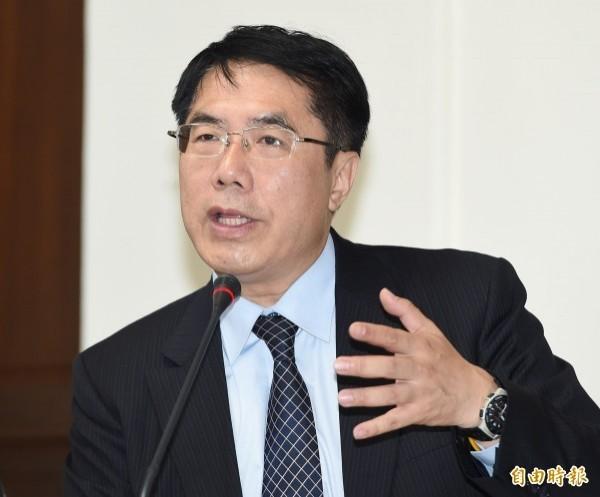台南市長當選人黃偉哲。(資料照)