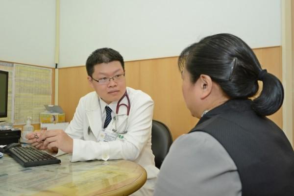 心臟內科醫師張耀庭。(圖由台北慈濟醫院提供)