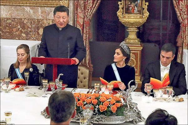 美國親中專家,提醒美國須當心北京所構成的威脅。圖為中國國家主席習近平。(美聯社)