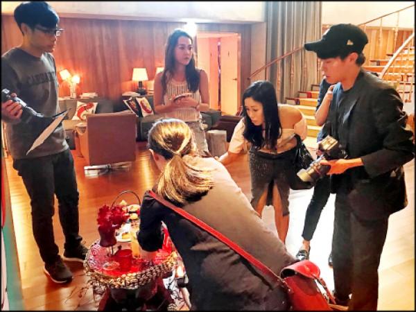 派對前的籌備工作多,忙碌的上班族也可以直接委託辦趴公司處理。(星予國際提供)
