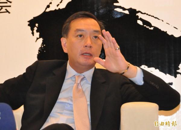 裕隆集團執行長嚴凱泰3日因食道癌病逝,享年54歲。(資料照)