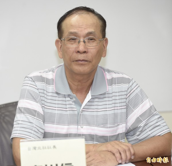 針對立法院副院長蔡其昌指賴清德不會參選2020,北社社長李川信認為言之過早,綠營基層對賴清德選2020總統有期待。(資料照)