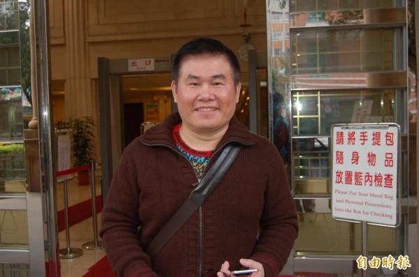 知名電視名嘴劉駿耀驚傳昨晚病逝內湖三總,享年約52歲。(資料照)