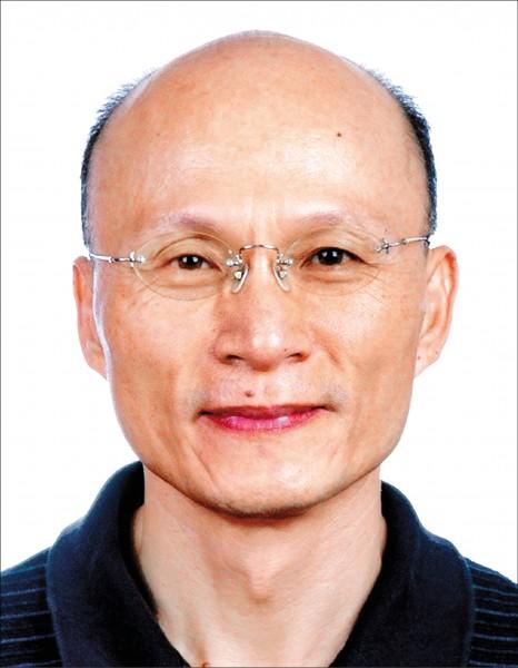 盧秀燕昨公佈的財政局長羅仙法。(盧秀燕團隊提供)