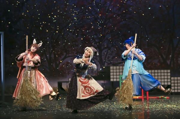 衛武營今推出風神寶寶兒童劇團《明星節度使》。(衛武營提供)