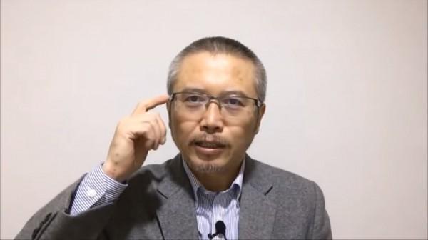 中國異議人士、加拿大華人與作家李一平指出,現在有很多台灣人對中國現況有諸多的誤解與無知的狀況,誤以為中國經濟強盛,殊不知中國的經濟其實已經奄奄一息,更大膽預測中國經濟將在2019年崩潰。(圖擷取自YouTube)