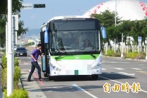 公車播音遭乘客投訴「騷擾」,示意圖,與新聞無關。(資料照)