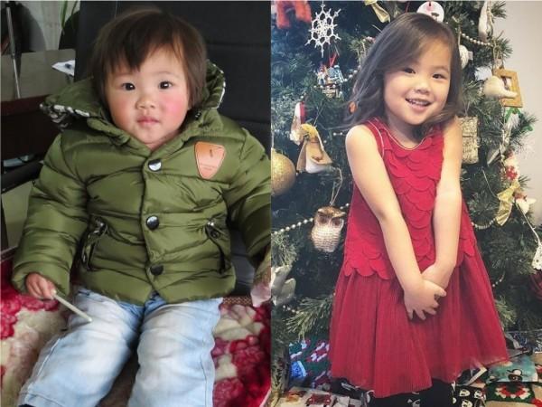 最近中國網路瘋傳一則《中國棄嬰成美國小公主》的文章,文中提到一名來自中國貴州被遺棄的2歲孤兒,獲得美國夫婦領養後,變成像是小公主般的生活。(圖擷取自Instagram)