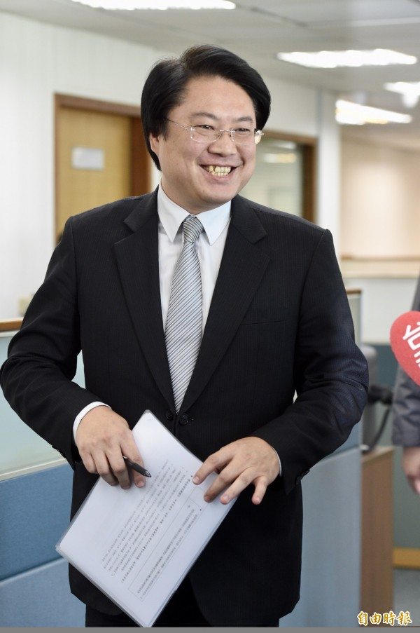 民進黨代理主席林右昌。(資料照)