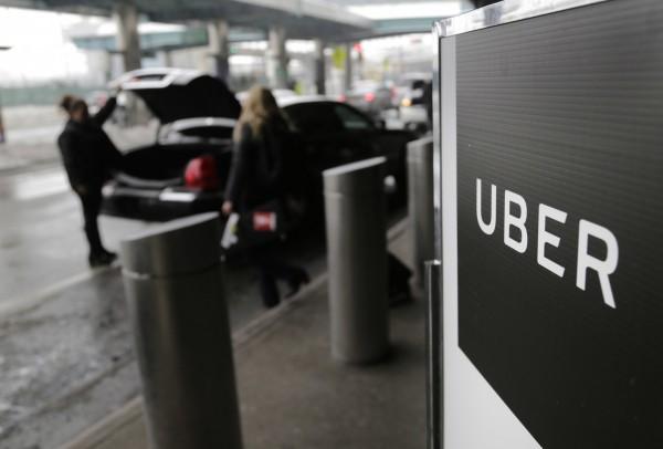 法國資訊自主權委員會(CNIL)20日針對Uber於2016年洩漏全球5700萬名用戶個資開罰。(美聯社)