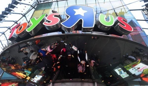 玩具反斗城的關閉,對美國消費者與慈善團體帶來衝擊。(法新社)