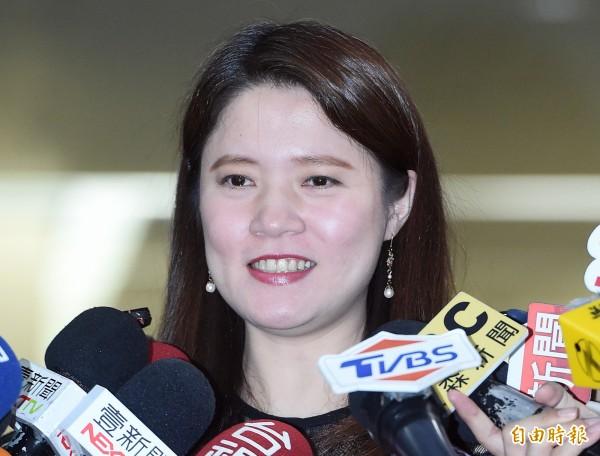 準台中市長盧秀燕公布內閣名單,台中市觀光旅遊局長由柯家軍大學姐林筱淇出任。(資料照)