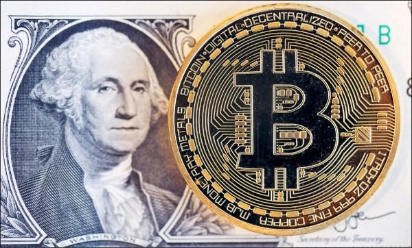 穩定幣的概念涉及經濟法則「劣幣驅逐良幣」;一旦穩定幣廣泛流通,恐將導致更有價值的錢幣或財貨(例如:美元)從經濟體制中消失。(彭博檔案照)