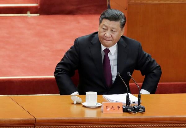 中國最高學術研究機構「中國社會科學院」昨(24)日發布研究報告,表示美中貿易戰對中國的經濟帶來長久的負面影響。圖為中國最高領導人習近平。(路透)
