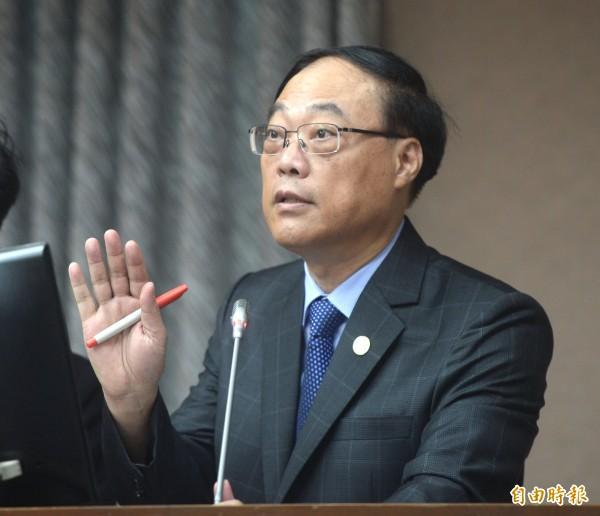 新南向觀光爆發史上規模最大的脫團案例,觀光局長周永暉(見圖)強調該案是個案,而據觀光局統計,今年觀宏專案至11月已有500名越南客逃脫。(資料照)