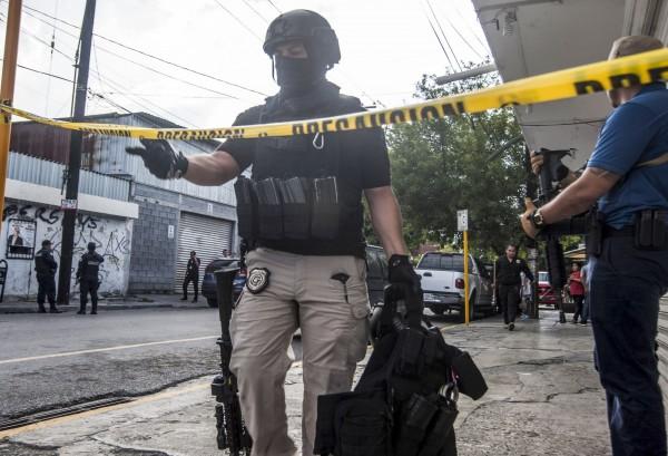 墨西哥政治人物成為槍擊案頭號目標,2017年9月到2018年8月間,就有175人不幸身亡。示意圖,與本新聞無關。(法新社)