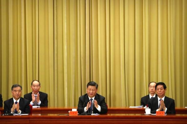 英國智庫報告顯示,2014年以來,中國透過各種手段,壓制英國公眾辯論中對中國的異議。圖為中國領導人習近平。(歐新社)