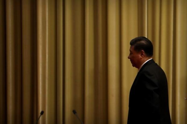 中國國家主席習近平昨天發表對台談話,強調「九二共識」與「一國兩制」。(歐新社)
