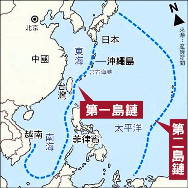 沖繩美軍首度試射地對艦飛彈