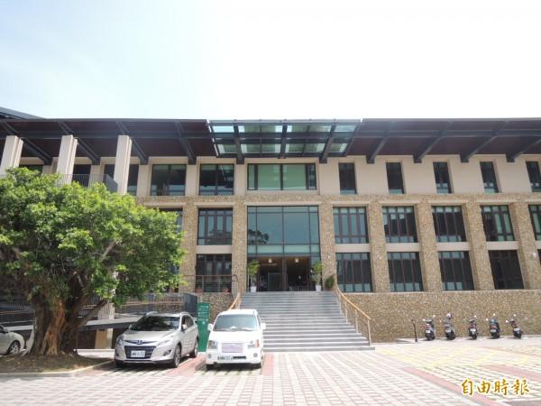 壽山國家自然公園籌備處將成立管理處。(記者王榮祥攝)