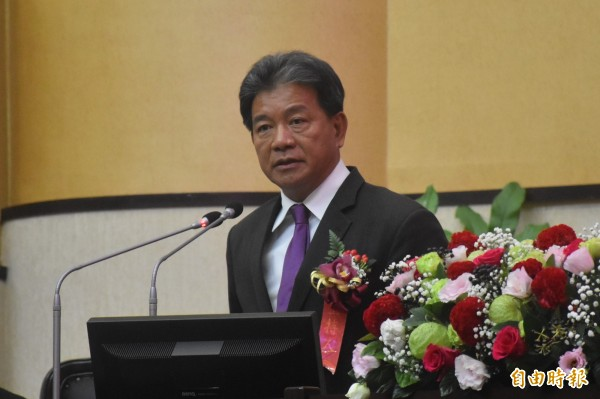 郭信良表示,郭國文應先為力推一例一休,導致民進黨大敗而反省。(資料照)