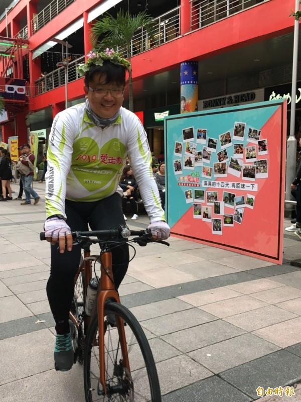 黃恩德多年前向中華基督教救助協會取經,把台灣社福團體急難救助機制複制回馬來西亞。(記者楊綿傑攝)