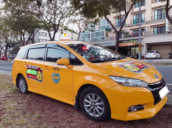 台南市小黃公車將於15日起,在白河、玉井5條路線服務。(台南市公共運輸處提供)