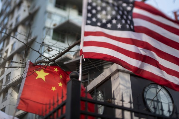許多人質疑,中美建交40年,當初美國的決定是否失策。(法新社)